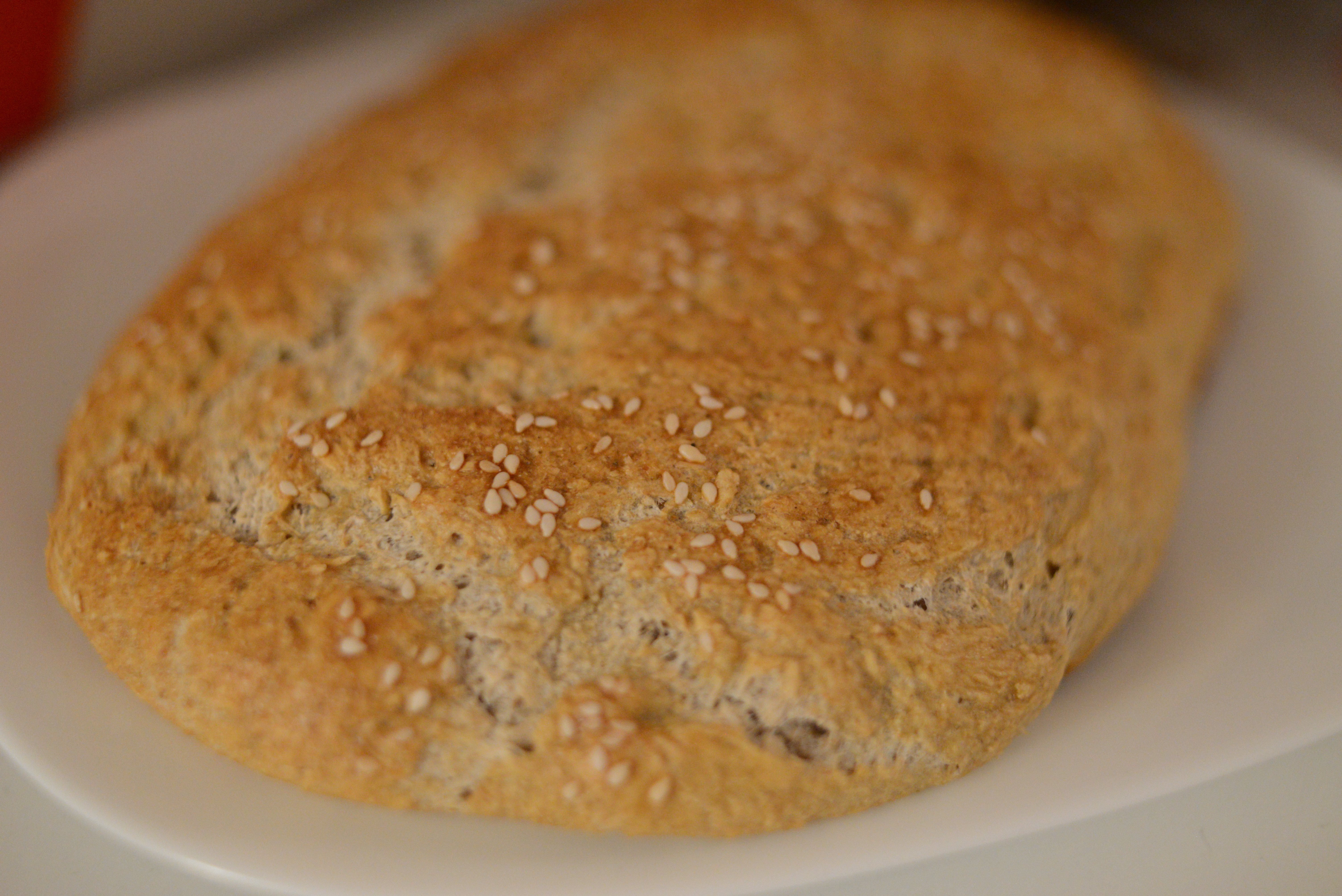 Barley Bread I Wasn T Particularly Excited About This One But It Turned Out Really Well And The Barley Hulls In The Barley Flour I Used Added Some Nice